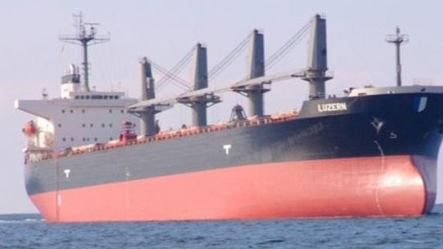 Piratlar İsveçrə gəmisinin 12 üzvünü qaçırdı