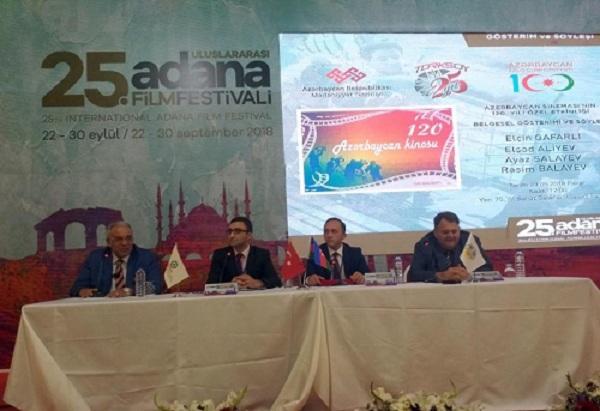 В Турции отметили 120-летие азербайджанского кино - Фото