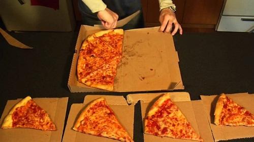 Пашиняновцы подкупали избиркомы пиццей