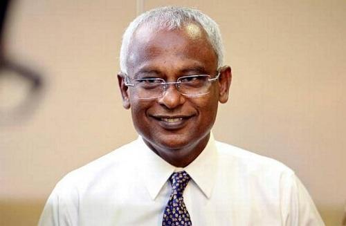 Оппозиционер стал президентом Мальдив