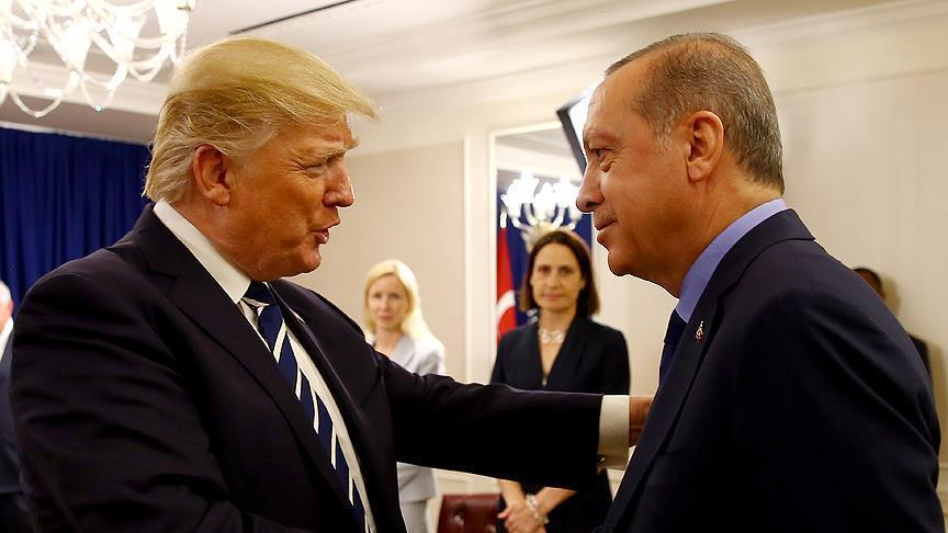 Erdogan and Trump discussed the coronavirus