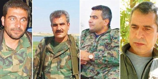Menbiçi PKK idarə edir: ABŞ dəstəyi... – Foto