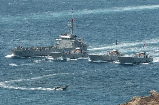 Турция проведет учения ВМС с участием Азербайджана
