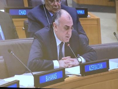 Nazir BMT-dən səsləndi: Ermənistana güclü ismarış...