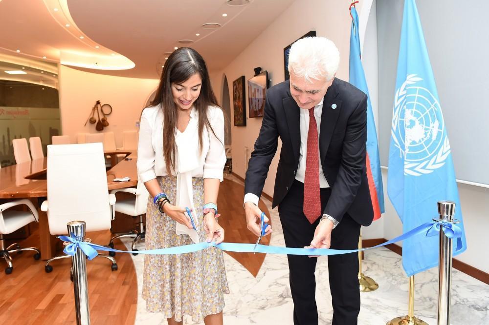 В Риме открылась «Азербайджанская комната»