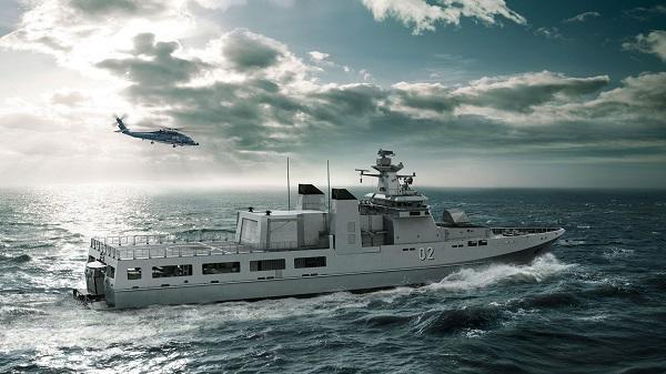 Баку может закупить у Парижа военно-морские корабли