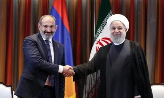 Пашинян и Рухани встретились в Нью-Йорке