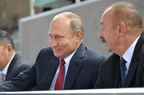 Peskov announced what Aliyev and Putin discussed