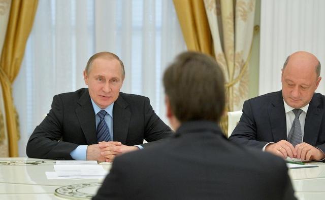 Putin Serbiyada Ərdoğanın səfərindən danışdı