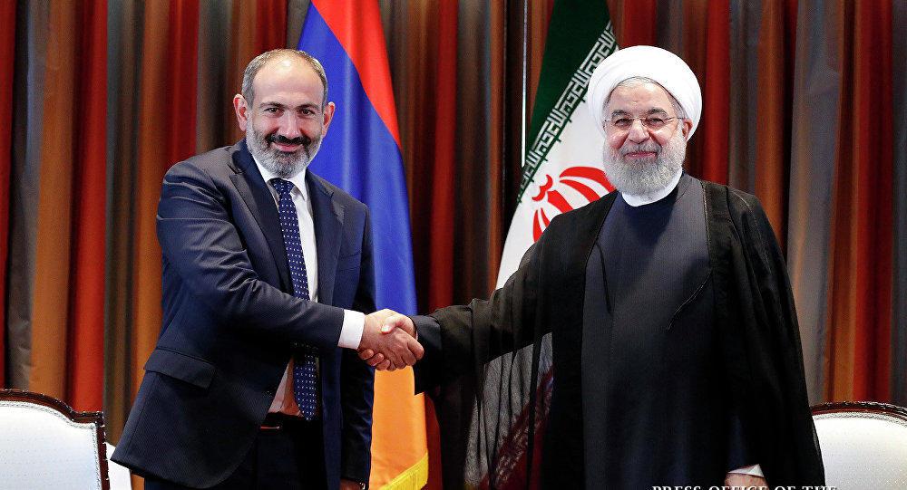 Пашинян не откажется от отношений с Ираном в угоду США