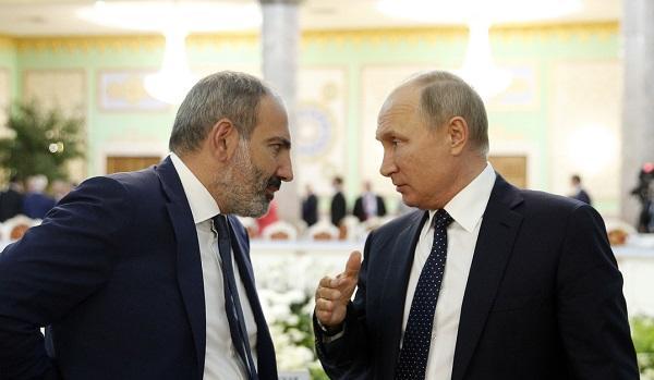 Путин не дал Пашиняну не то что патрон - даже обед
