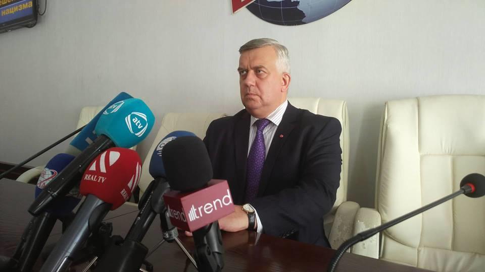 Кузнецов: Не прекращу борьбу с армянским нацизмом!