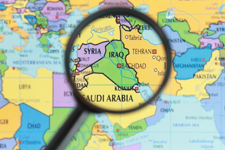 Ирак и Сирия обсудили открытие границы