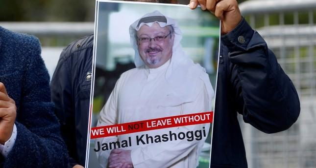 Saudis burned documents after Khashoggi's disappearance
