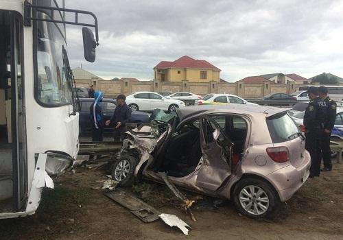Azərbaycanda yol qəzaları: 527 ölü, 1244 yaralı