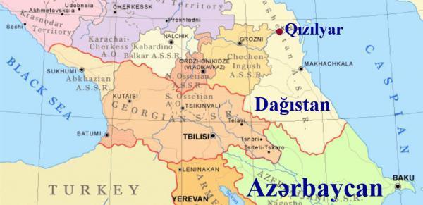 Şimali Qafqazda ərazi mübahisəsi: niyə indi? - Açıqlama