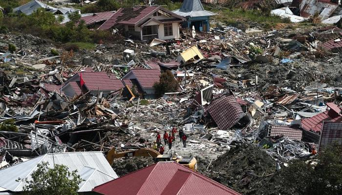 Earthquake in Indonesia: death toll rises to 78