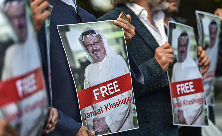 Turkey arrests suspected UAE spies, probes Khashoggi link