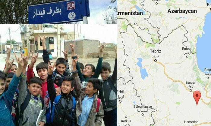 ایراندا ۱۷ مکتب داشقینلارا گؤره باغلاندی