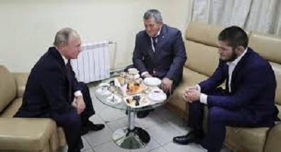 Putin Həbibi Kremlə çağırdı