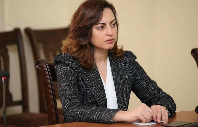 Лену Назарян прочат в спикеры