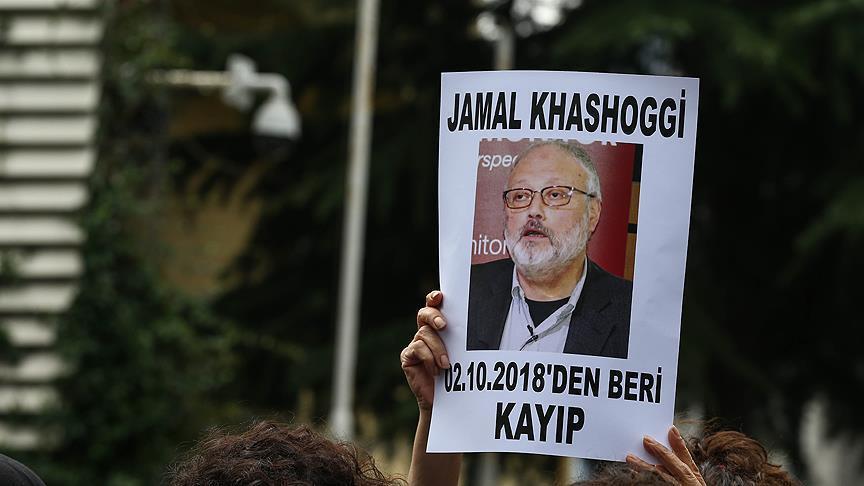 Кашикчи расчленили за семь минут: Обвиняется принц Салман
