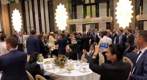 Кадыров пригласил Пашиняна и Макрона на танец