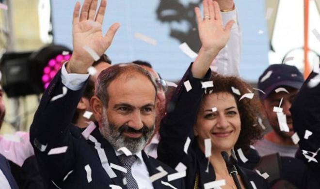 Кто командует в Армении? Пашинян или его жена?