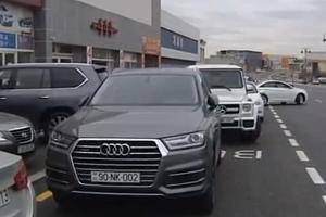 Avtomobillərin parklanması üçün yeniliklər ediləcək - Video