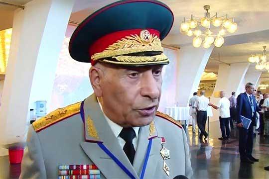 Erməni general: Bakı bütün istiqamətlərdən hücum edir – Video