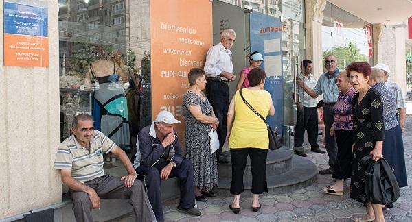 В Армении растет число крайне бедных