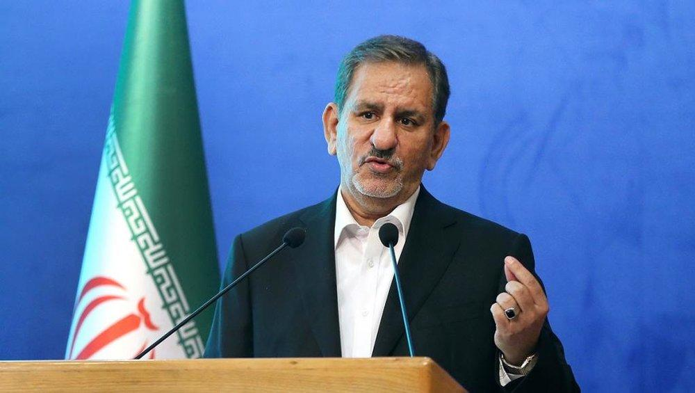 Sanctions have cost Iran $ 100 billion - Jahangiri