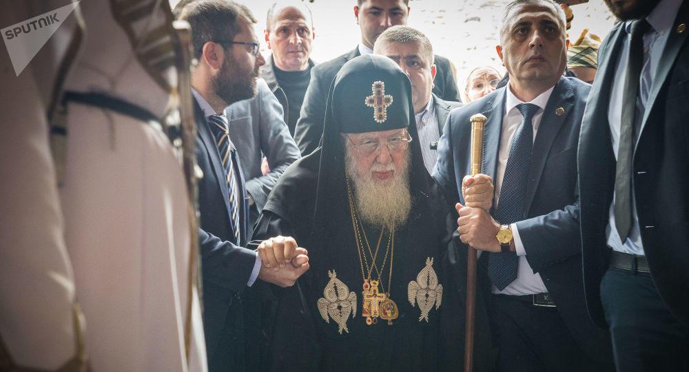 Илия II объявил Мцхету новым Иерусалимом
