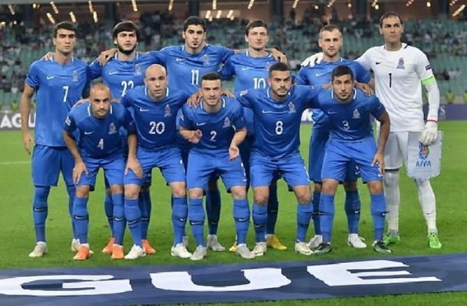 Хорватия - Азербайджан: 2:1