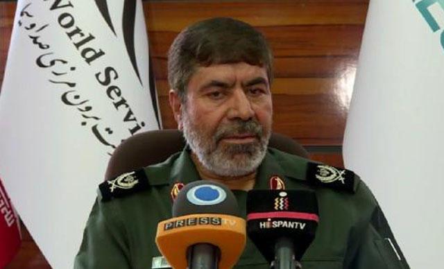 سپاه-دان آچیقلاما: ایران سورییادا قالاجاق