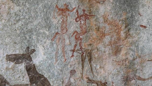 В Турции нашли подводные наскальные рисунки