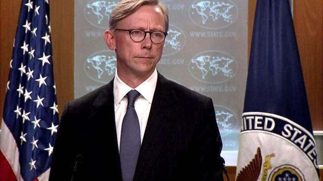 هوک: «ایران گمیلری حرکت ائدن تهلوکدیرلر»