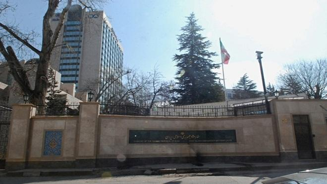 آنکارادا هیجان: ایران سفیری بینادان اوزاقلاشدیریلدی
