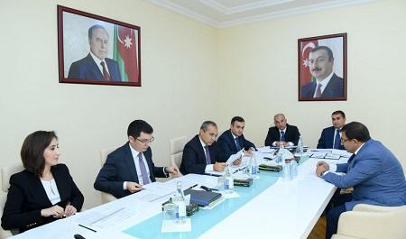 Nazir Şəmkirdə vətəndaşlarla görüşdü - Foto