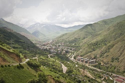 ارمنیستاندا زلزله باش وئردی