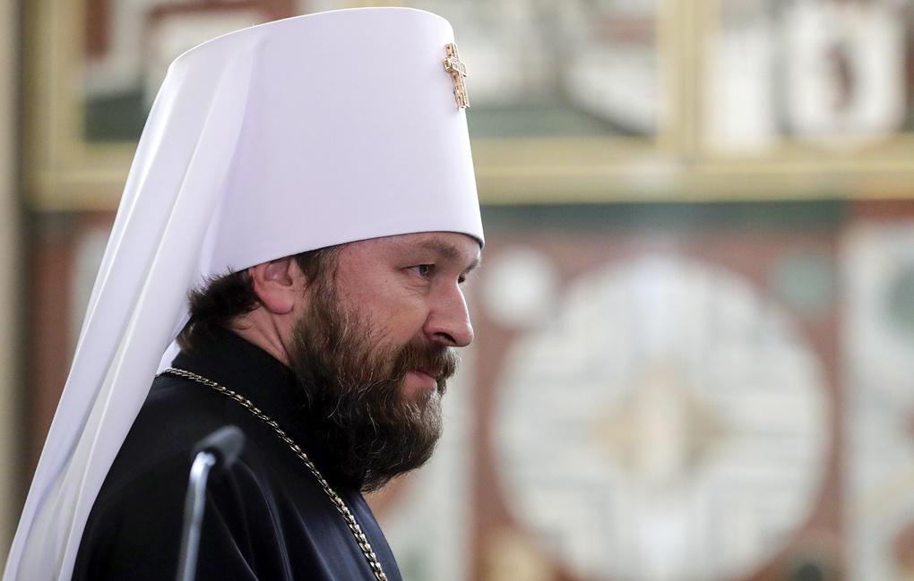 РПЦ разорвала общение с Константинополем