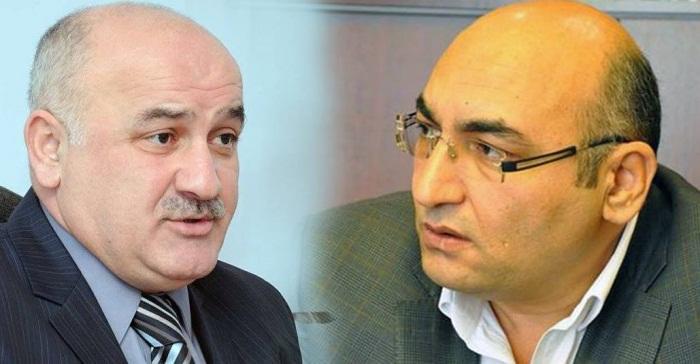 Arif Hacılı ilə İqbal Ağazadədən şok sözlər - Video