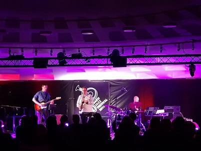Məşhur alman Bakıda konsert verdi - Foto