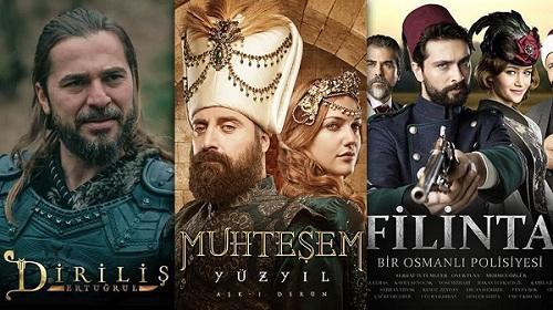 Сериалы приносят Турции $350 млн в год