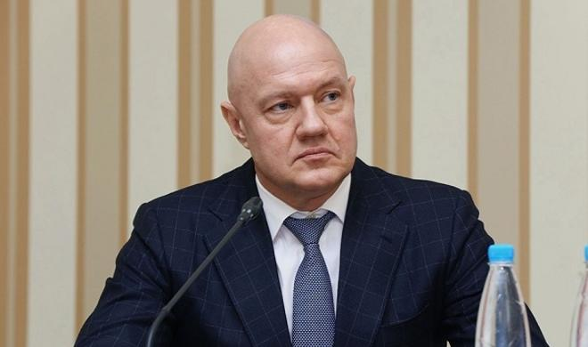 Deputy head of the Crimea arrested in Moscow