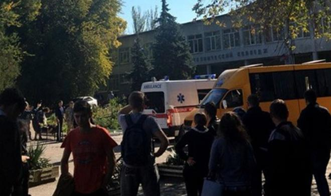 Death toll in Kerch incident rises to 19 -