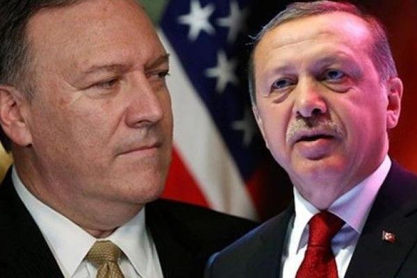 Эрдоган встретится с Помпео