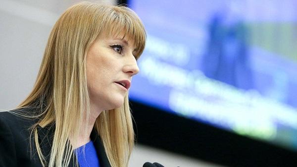 Светлана Журова получила взбучку за поездку в Карабах