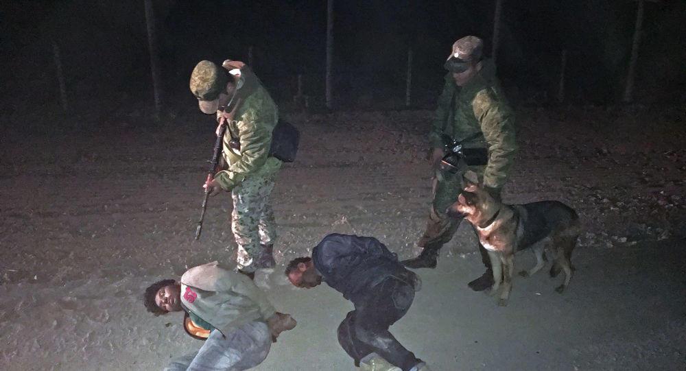 ارمنیستان-تورکییه سرحدینده نؤوبتی حادثه