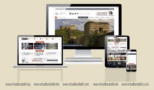 """""""Virtual Qarabağ"""" yeni versiya ilə gəlir"""